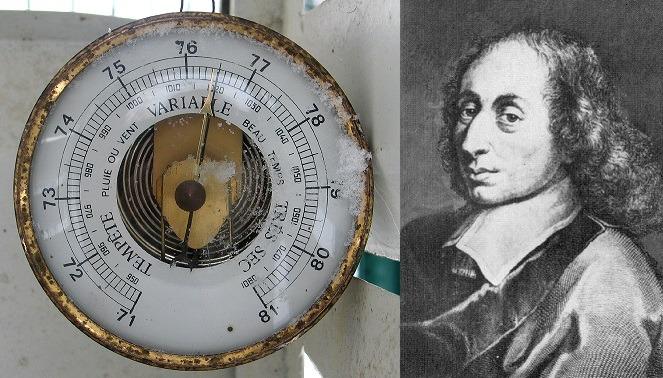 Barometre Blaise Pascal