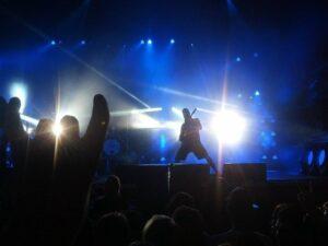 Gücünü Başkaldırıdan Alan Müzik Rock