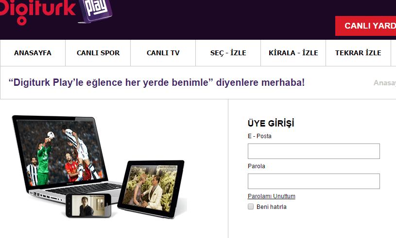Digitürk Play