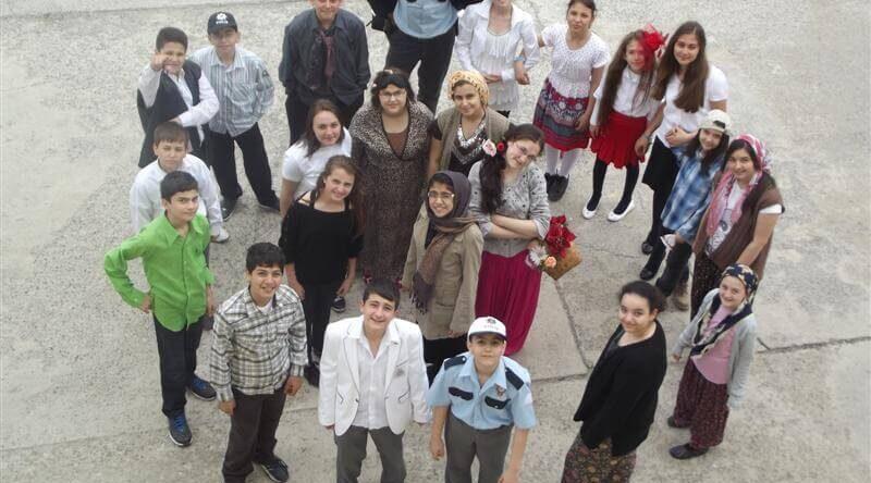 Okul Tiyatrosu Davetyesi