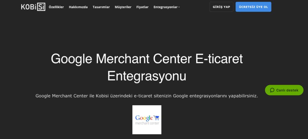 Google Merchant Center Nedir